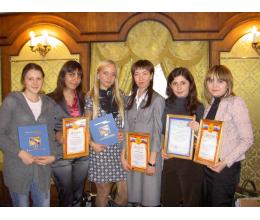 Победители и призеры первого областного конкурса по нотариату