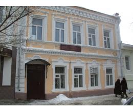 Первое здание ОИ МГЮА на ул. Володарского, 19 (с 1942 по 1978 года) автор: Иван Анисимов