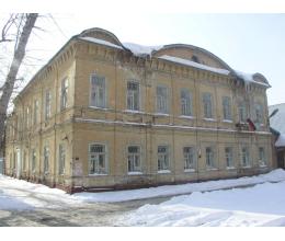 Здание ОИ МГЮА на проезде Коммунаров, 53 (с 1978 по 1986 года) автор: Иван Анисимов