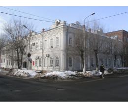 Здание ОИ МГЮА на ул.Пушкинской, 10 (с 1986 по 1999 года) автор:Иван Анисимов